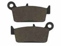 Kawasaki KLX650 Rear Brake Pad 1996