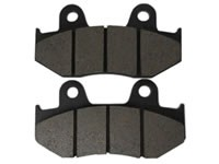 Honda TRX250R Rear Brake Pad 1986-1989