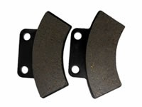 Polaris 400 Sport 400L Rear Brake Pad 1995-1998