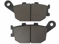 Yamaha YZFR1 Rear Brake Pad 2004-2014