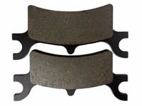 Polaris 330 Magnum Rear Brake Pad 2003-2005