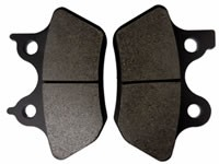 Harley Davidson Front OR Rear Brake Pad 2000-2007
