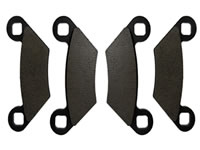 Polaris 450 Sportsman Front Brake Pad Set 2006 2007
