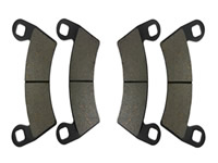 Polaris 900 Ranger Front or Rear Brake Pad 2014