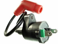 Honda TRX200D Fourtrax Ignition Coil 1991-1997